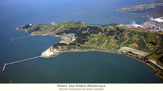 Point San Pablo Peninsula - Don Gosney