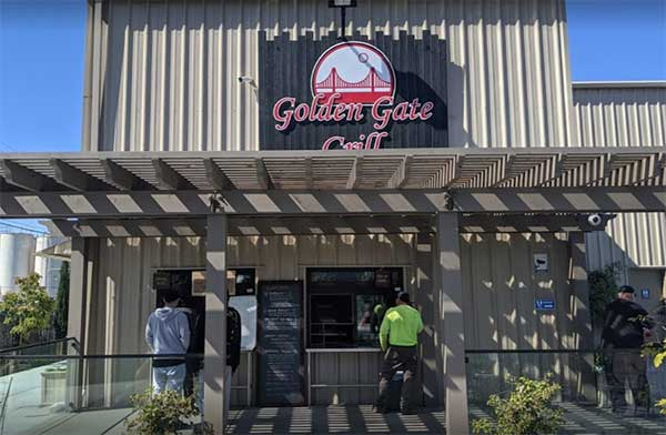 golden gate grill