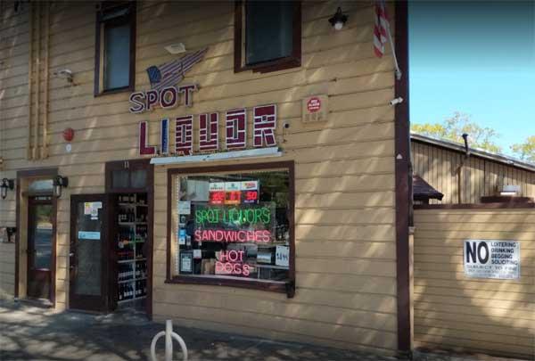 spot liquor store