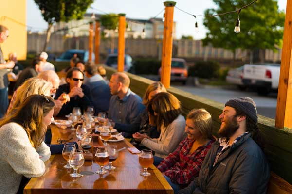 armistice beer deck